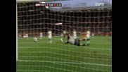 Уникалният гол на Димитър Бербатов / Манчестър Юнайтед - Съндерланд