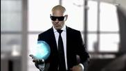 Pitbull - Back In Time | Официално Видео | + Превод .. Мъже в Черно 3