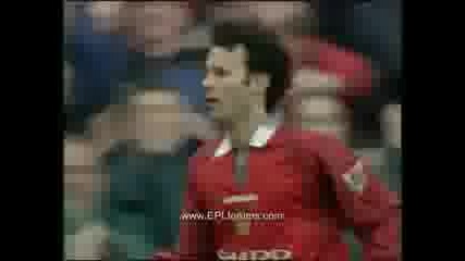 Manchester United Epl Top Goals