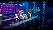 Dalmatian - The Man Opposed ~ Music Bank (25.03.11)