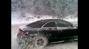 Дрифт С Чисто Audi S5 Quattro