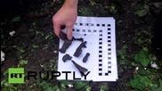 Украйна: OSCE инспектира останки от разрушеният окръг Кировски
