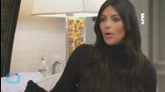 Kim Kardashian -- Didn't Snub ALS Wives