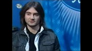 Music Idol2 Тома И Стоян Обсъждат Денислав