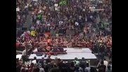 Wwe| Degeneration - X vs Big Show and Mcmahons |hell in a cell | 4/4 High Quality
