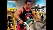 2007 Iron Man Pro Hidetada Yamagishi Training Video