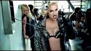 Превод ! Lady Gaga Ft. Beyonce - Telephone [ Official Music Video ] ( Високо Качество )