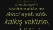 Mehdinin Dogum Tarihi 19 Mucizesi Ve Mudesir Suresi Ile Mehdi Yasiyormu Hadisi Serif 2018 Hd