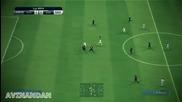 Fifa 15 Pc Gameplay { Real Madrid Vs Barcelona }