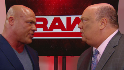 No rematch for Brock Lesnar at WWE Hell in a Cell: Raw, Aug. 20, 2018