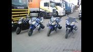 Yamaha Tzr & Yamaha R1