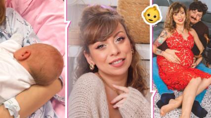 Проплака още едно инфлуенсърско бебе: Ивана Александрова стана майка след куп премеждия