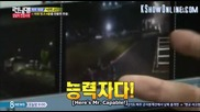 [ Eng Subs ] Running Man - Ep. 217 (with Oh Sang Jin, Jo Jin Woong and Kim Sung Kyun) - 2/2