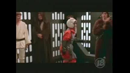 Яка Пародия На Междузвездни Войни