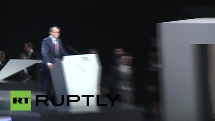Switzerland: Prince Ali thanks supporters after FIFA election loss