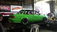Bmw E30 turbo dyno