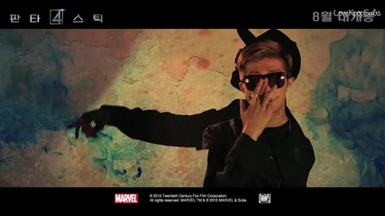 [mv/hd] Rap Monster (of Bts) – Fantastic (feat. Mandy Ventrice) [eng subs, Romanization & Hangul]