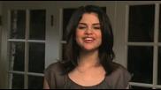 Selena Gomez and Joey King are like sisters...