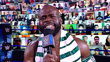 Apollo Crews channels his past in his quest for the Intercontinental Title: SmackDown, Feb. 26, 2021