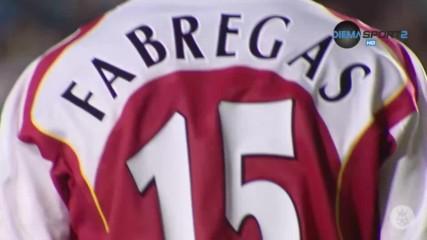 Сес Фабрегас напуска Висшата лига