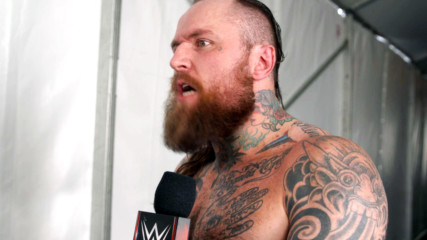 Aleister Black's motivation for WrestleMania: WWE.com Exclusive, March 30, 2020
