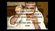 Justin Timberlake - Never Again (lyrics)