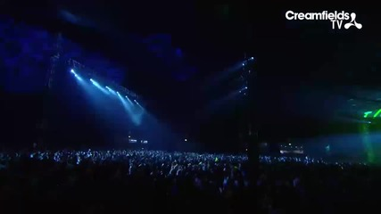 Dannic @ Creamfields, Revealed Stage 22-08-2014