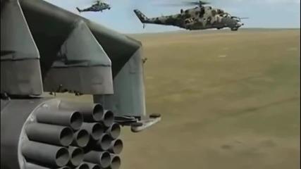 Ето как Русия атакува Ид в Сирия
