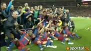 Барселона - Кралете на Европа