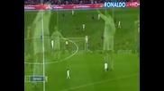 28*11*2009 El Classico Кристиано Роналдо с/у Barca