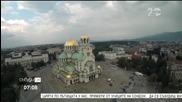 """Храм-паметникът """"Св. Александър Невски"""" празнува"""