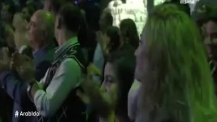 Arab Idol - Hussain Al Jassmi - Boushret Kheir live