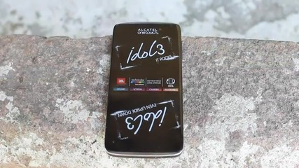 Alcatel OneTouch Idol 3 Видео Ревю - SVZMobile