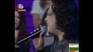 Васил Стоянов - малки концерти в Music Idol 3