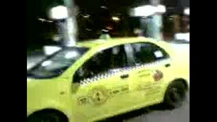 Pe6o Drifta S Taxi