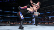 Крис Джерико срещу Кевин Оуенс: Разбиване 02.05.2017