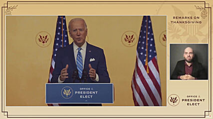 USA: 'Hang on' - Biden sends message of hope and unity in fight against COVID
