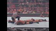 No Mercy 2007 - Triple H Vs Randy Orton