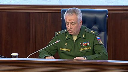 Russia: 'Terrorist' groups planning chemical attack in eastern Aleppo – Defence Ministry