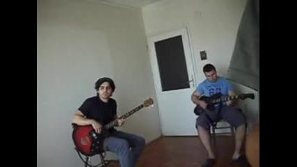 китара бас и синтезатор инструментал