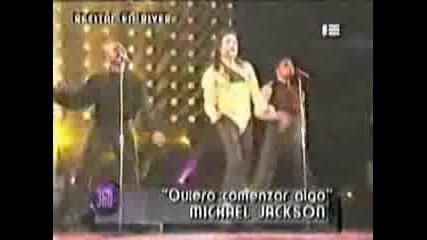 Michael Jackson - Wbss (argentina1993)
