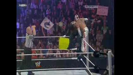 Over The Limit 2011 - R - Truth vs Rey Mysterio