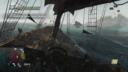 Assassin's Creed Iv: Black Flag - Отмъщението на Черната Брада
