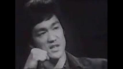 Bruce Lee интервю ( Part 1)