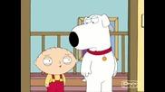 Family Guy - Стюй, Браян И Кенефа :)