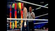 Dean Ambrose vs Bray Wyatt - Wwe Survivor Series 2014