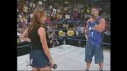 John Cena Пляска По Задника Steph Mcmahon