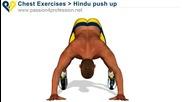 Страхотно упражнение за гърди, рамо и трапец