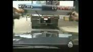 Откраднаха Частите На Полицейска Кола Пред Полицай