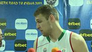 Александър Везенков: Баскетболът е игра със сърце